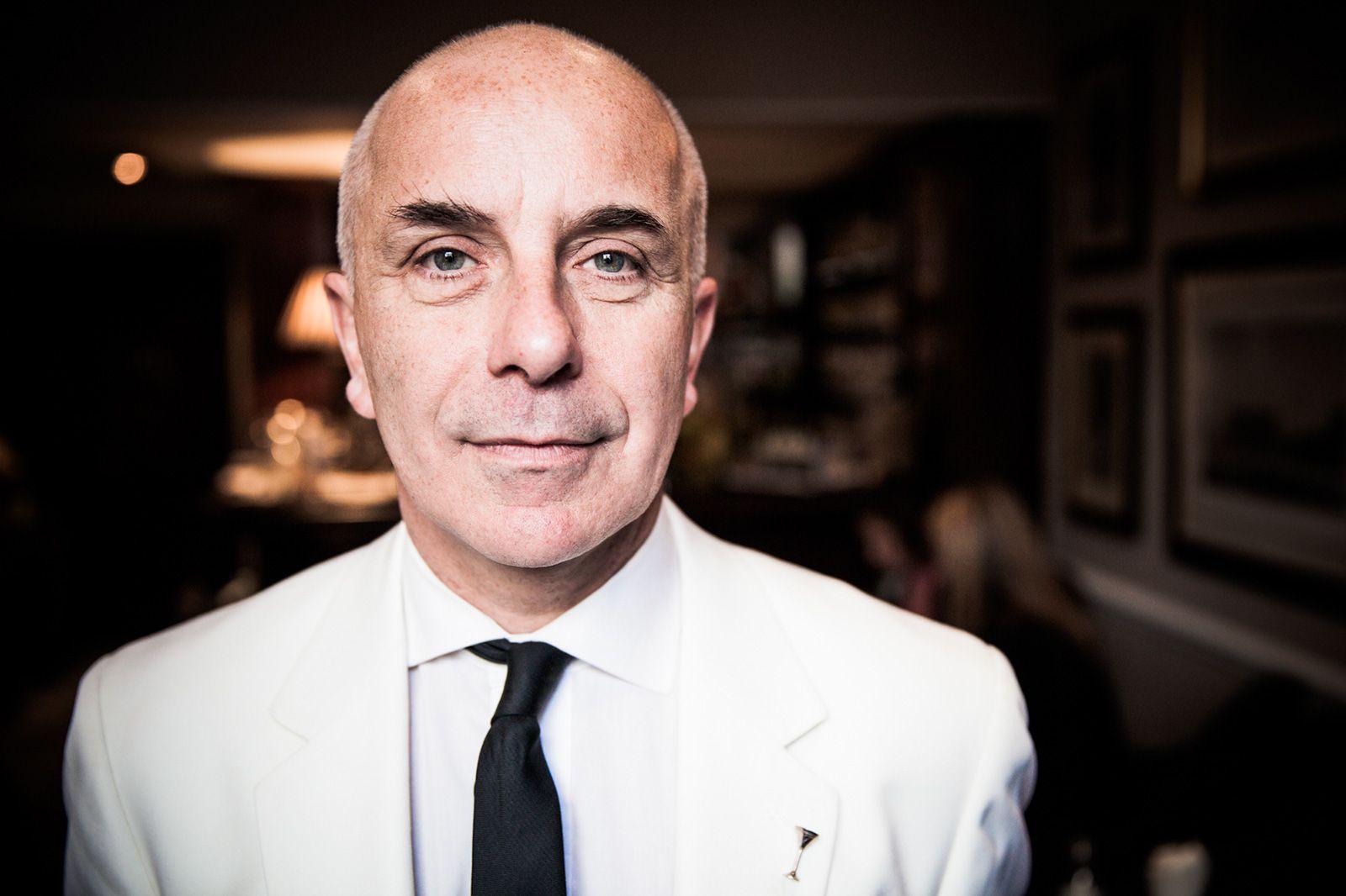 AWARD-WINNING MIXOLOGIST ALESSANDRO PALAZZI TO RECREATE JAMES BOND'S MARTINI MOMENTS AT DUKES DUBAI