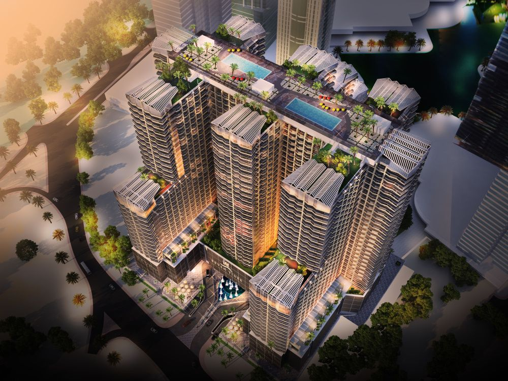Seven Tides appoints main contractor for largest residential development in the region, Seven City JLT