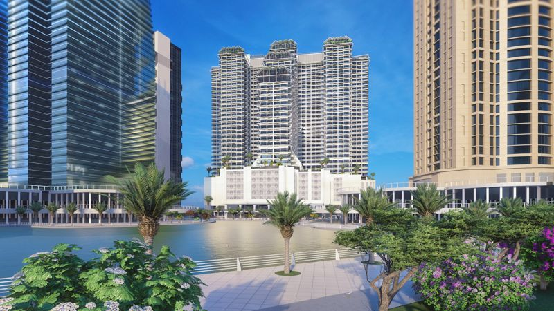 Seven City JLT rebrands to Golf Views Seven City