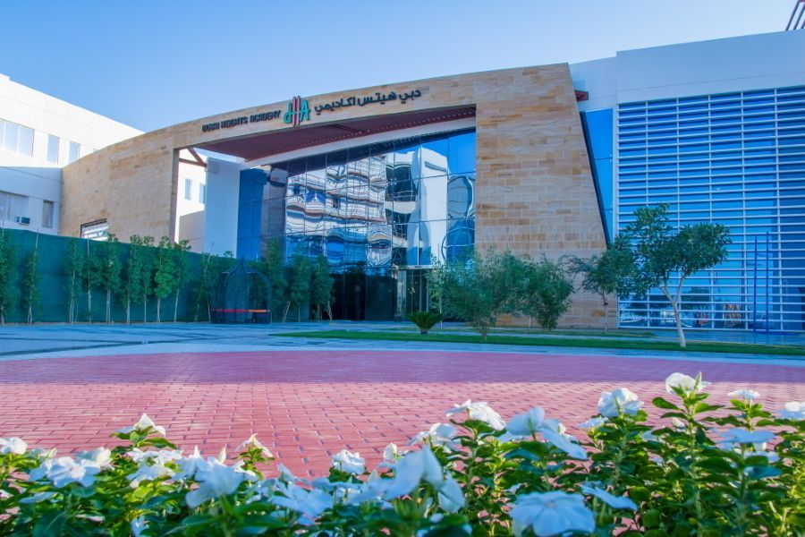 Dubai Heights Academy is still open for parents to tour the school