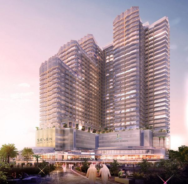 Seven Tides launches AED 1.3 billion SE7EN CITY JLT