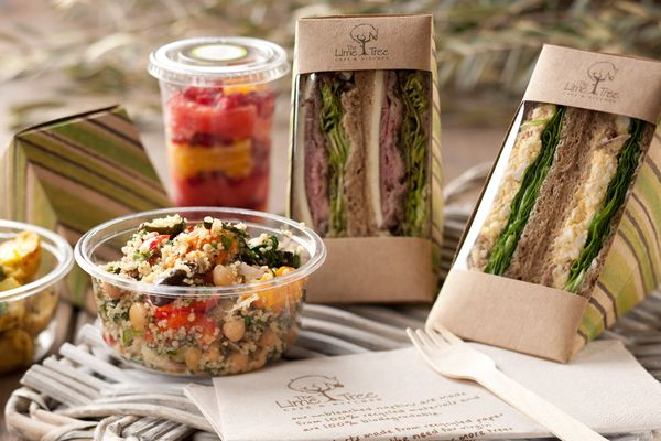 Lime Tree Café favourites now available at Ibn Battuta Gate offices
