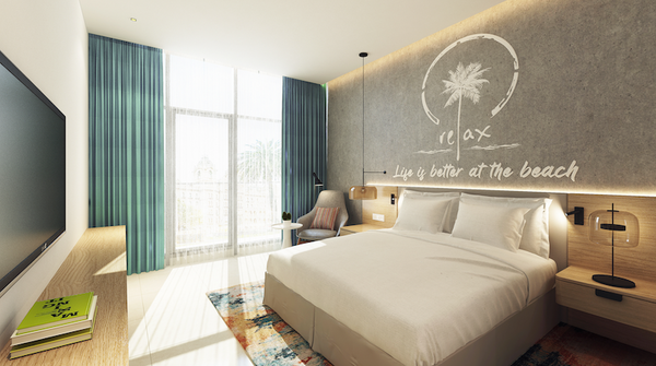 Seven Tides to guarantee 10% ROI Hotel Apartments at Seven Palm development