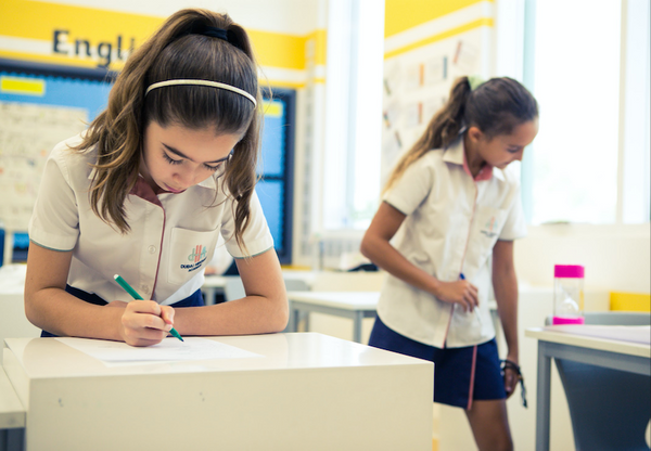Dubai Heights Academy welcoming students for the new academic year